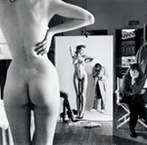 helmut-newton-nude-fashion-self-portrait-with-wife-and-models-vogue-studio-paris-1981 (2)