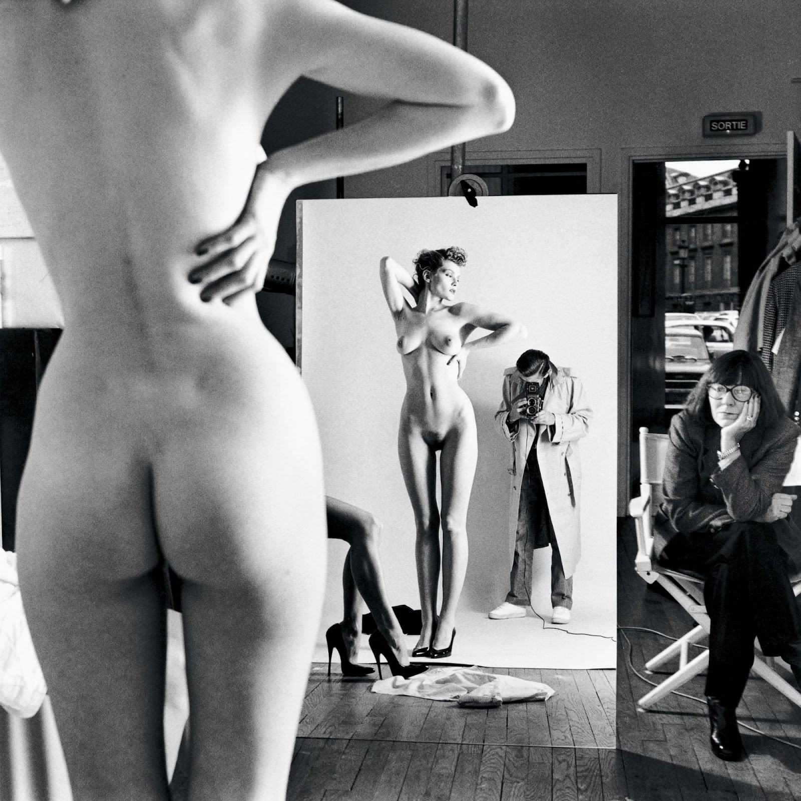 The Butt-Ography Of Helmut Newton  Frontbotties-4119